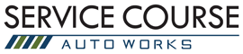 Service Course Auto Works Logo