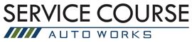 Service Course Auto Works Logo